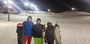 From 2 Planks To 1: A Skier In Snowboard Lessons – Week 5