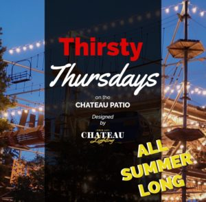 Thirsty Thursdays @ Snow Valley Aerial Park