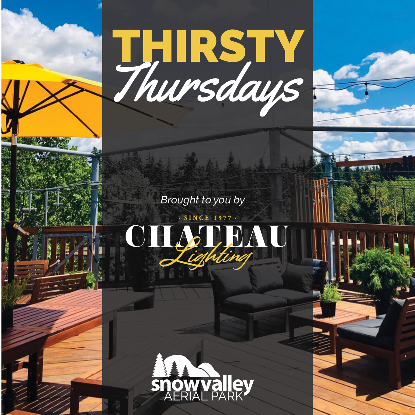 Thirsty Thursdays Return