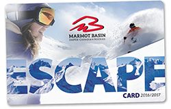 Marmot Basin Escape