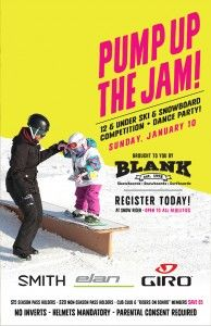 Register today at Snow Rider behind Guest Services