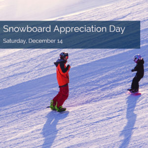 Snowboard Appreciation Video Contest