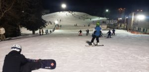 From 2 Planks To 1: A Skier In Snowboard Lessons – Week 1