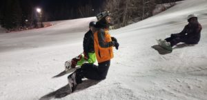 From 2 Planks To 1: A Skier In Snowboard Lessons – Week 2
